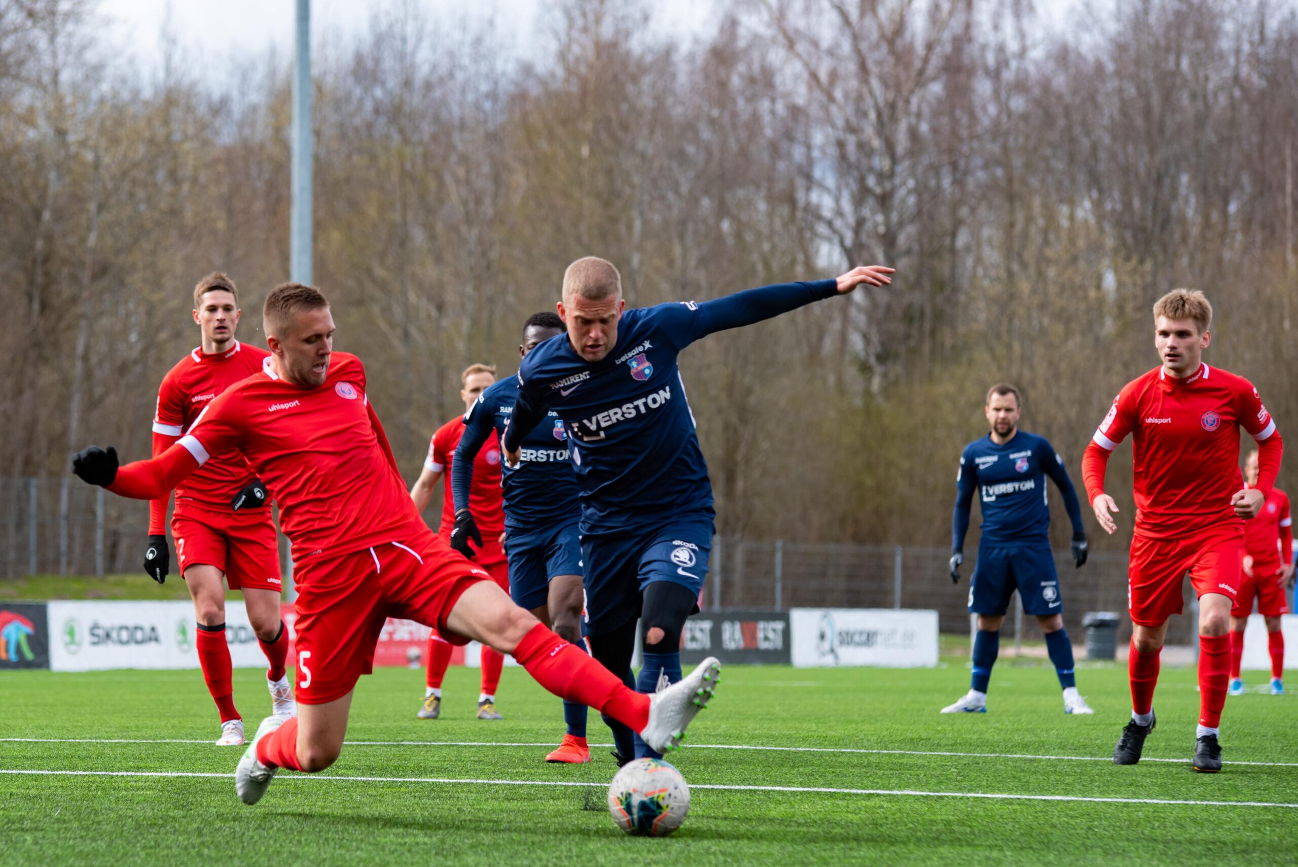 Пайде Линнамеесконд 1 – 0 ТФК Легион