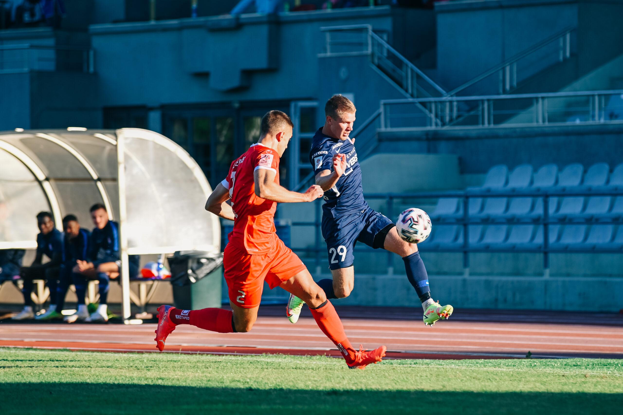 ТФК Легион 1 – 2 Пайде Линнамеесконд